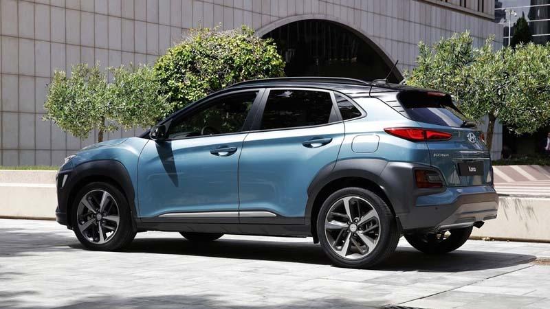 Imagen del Hyundai Kona