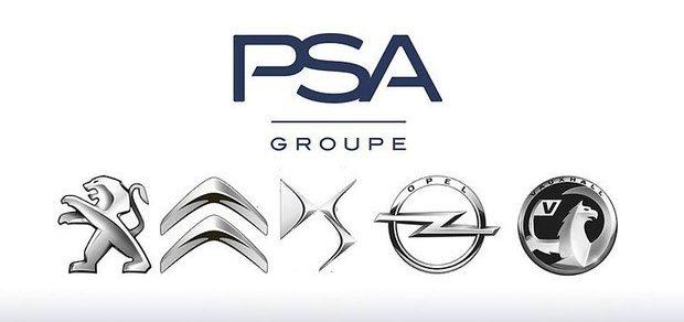 Imagen de las marcas del grupo PSA