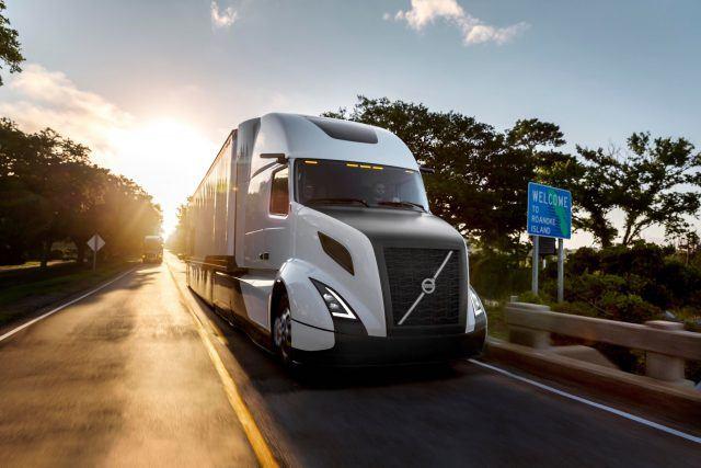Volvo Trucks - Camiones eléctricos