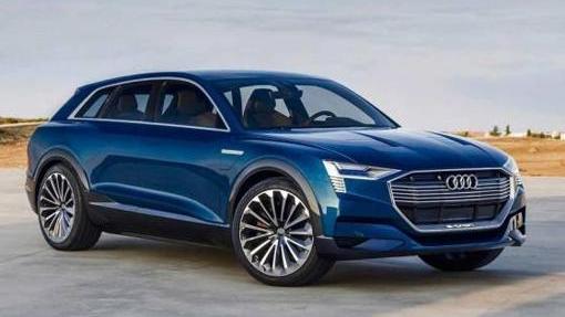 Imagen del Audi e-Tron