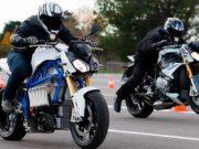 BMW e-Power Roadster, la moto eléctrica de BMW