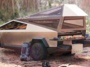Nuevo modo en Tesla - Modo Camping