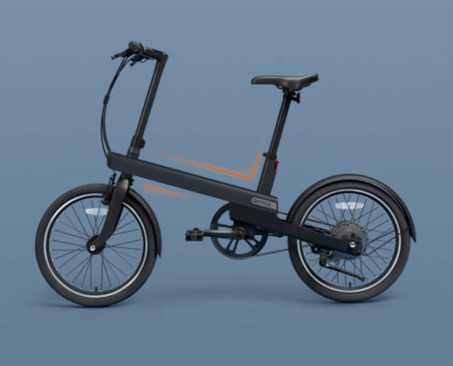 xiaomi-qicycle_bicicleta-electrica_lateral