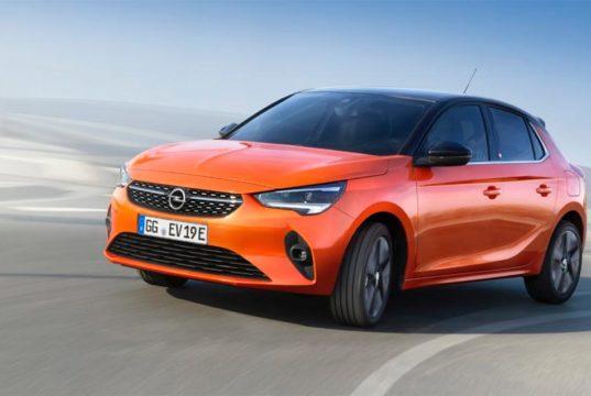 Opel inicia la producción del Opel Corsa-e en Zaragoza