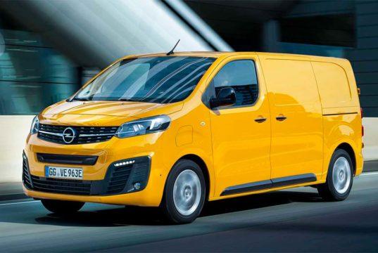 Opel da a conocer sus furgonetas 100% eléctricas,  Zafira-e y Vivaro-e