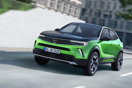 Así es el Opel Mokka-e, todos sus datos tras la presentación