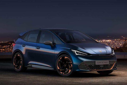 CUPRA será una marca de coches 100% eléctricos Made In Spain