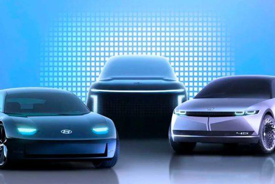 El Hyundai IONIQ 5 se lanzará a principios de 2021