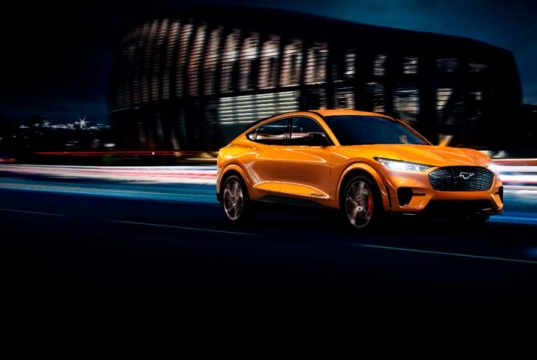 Ford Mustang Mach-E GT, la apuesta más radical de Ford llega a Europa