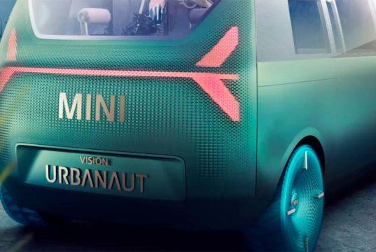 Así ve BMW el futuro de Mini, un monovolumen eléctrico y autónomo