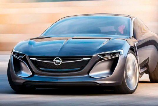 Opel Monza, el buque insignia del fabricante alemán para la era eléctrica