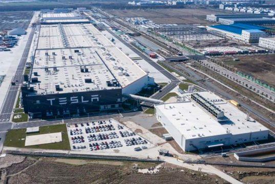La Gigafactory de Shanghai de Tesla contará con una instalación de reciclaje de baterías y motores