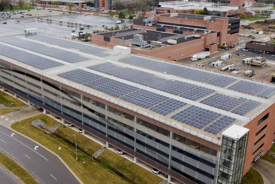 Ford y DTE Energy se asocian para una instalación solar y tecnología de almacenamiento en baterías