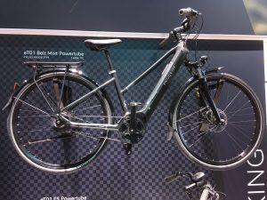 Bicicleta eléctrica de paseo de Peugeot