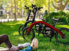 ARIV-Meld-Merge-nuevas-bicicletas-electricas-GM_parque