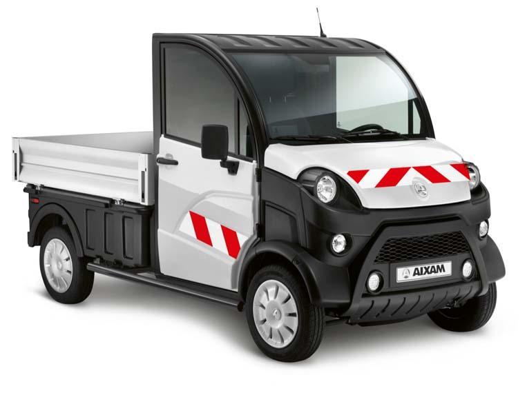 Aixam-PRO_e-truck-electrico-descubierto