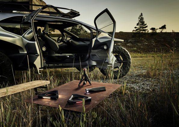 Audi-AI_TRAIL-quattro_drones