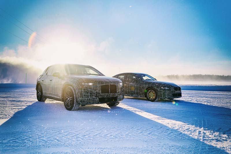 BMW-iNEXT_i4-pruebas-invierno-Arjeplog _suecia-circulo-polar-artico