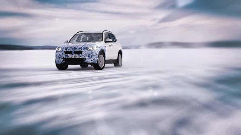 BMW-iX3-pruebas-invierno-Arjeplog _suecia-circulo-polar-artico
