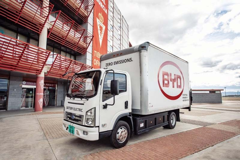 BYD-T6_Camion-Ligero