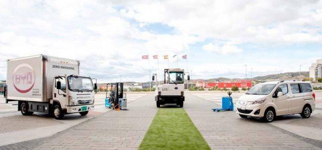 BYD-T6_Camion-Ligero__BYD-Q1M_Tractor__BYD-T3_Furgoneta