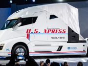 Camión eléctrico de Nikola Motors
