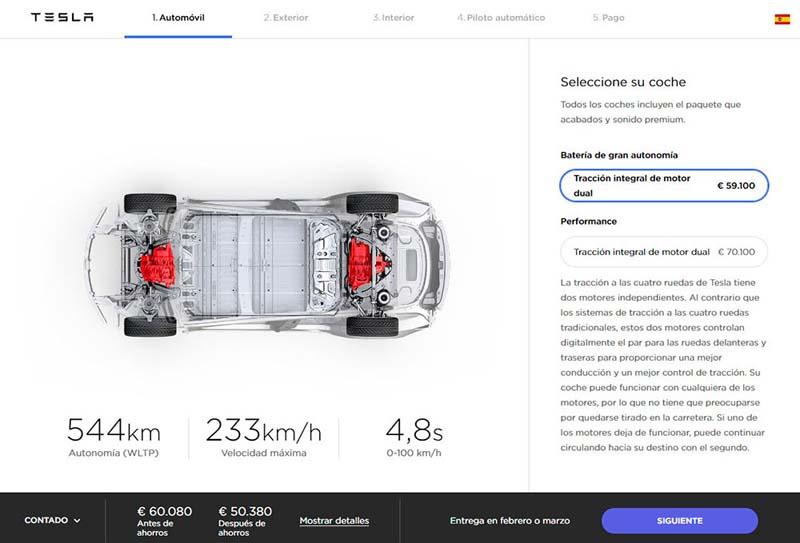 Configurador-Espana-Tesla-Model-3_version-Long-Range