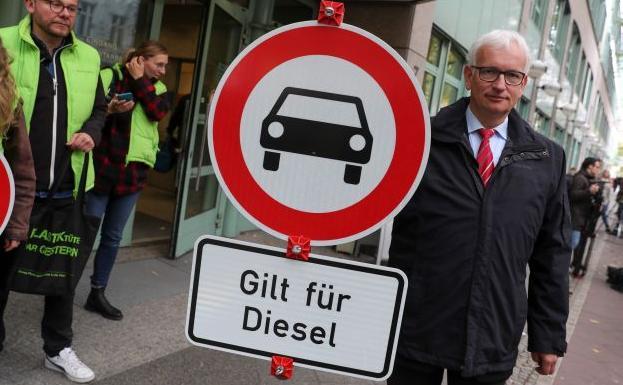 Diesel-Resctricciones-Alemania