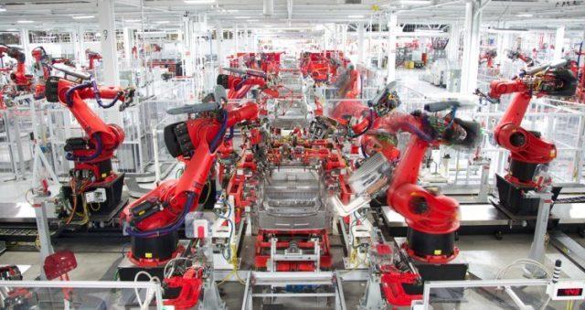 Fabrica-Tesla
