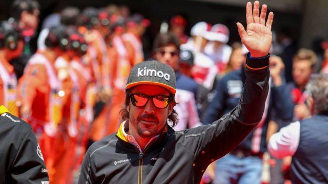 Imagen de Fernando Alonso