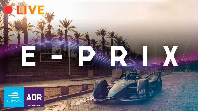Carrera completa de la Formula E