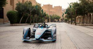 Formula E - carrera de Arabia Saudi