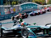 Formula E en Chile