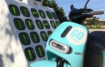 GoShare-scooter-electrica-gogoro-estacion-cambio-baterias