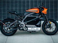 moto eléctrica Harley Davidson Livewire