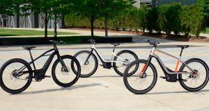 Bicicletas eléctricas de Harley Davidson