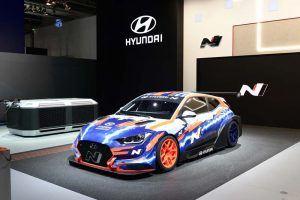 foto del Hyundai Veloster N ETCR