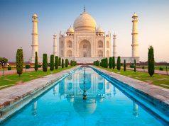 Imagen de la India, Taj Mahal