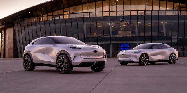 Infiniti - SUV eléctrico