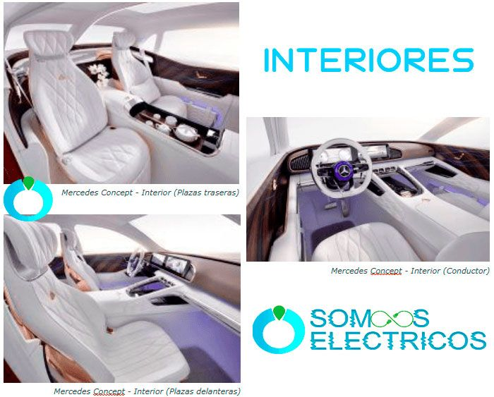 Mercedes Concept - Interiores