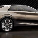 Foto del concept Kia by Imagine de lateral