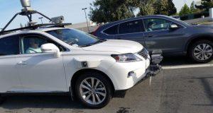Apple y su coche para conducción autónoma