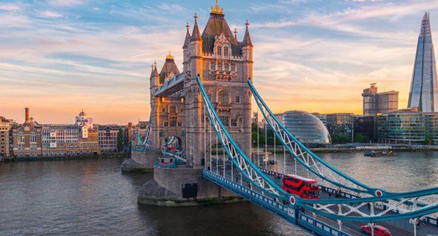 Foto del puente de Londres