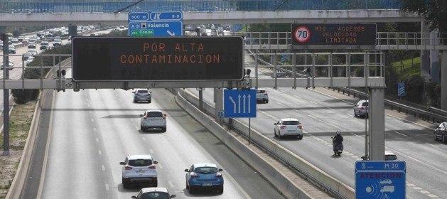 Madrid-Contaminacion