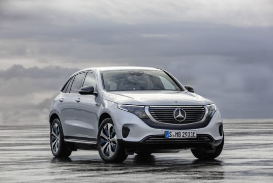 Mercedes-Benz EQC, así es el SUV eléctrico de la marca alemana