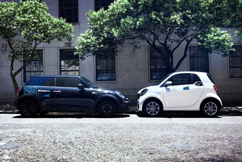 Mini-BMW_Smart-Daimler-enfrentados