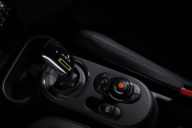 Mini-Electric-SE_cambio-automatico