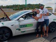 Problema de NextMove con Tesla y los Model 3