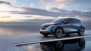 Foto del Nissan ARIYA