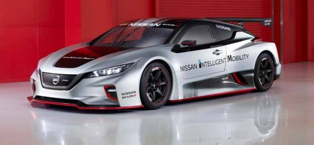 Nissan LEAF NISMO RC - Lateral2